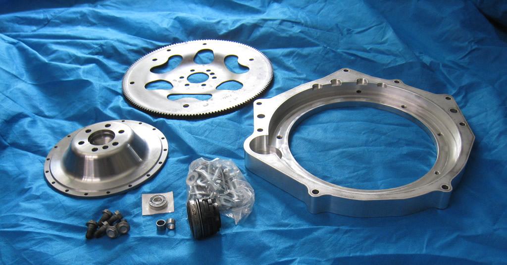 Transaxle adaptor kits - BNC Products